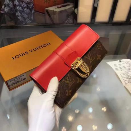 2018年秋冬 新作ルイヴィトン  LOUIS VUITTON  61838-3  長財布 スーパーコピーブランド