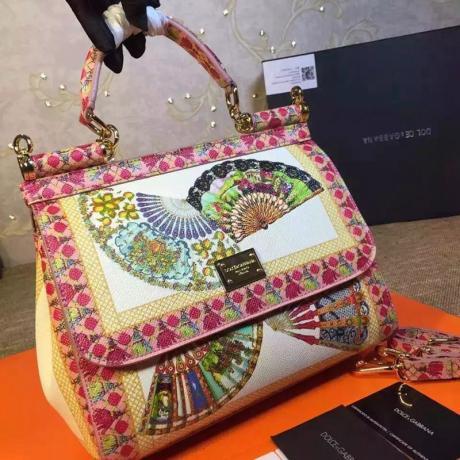 ブランド国内 ドルチェ & ガッバーナ  Dolce & Gabbana 特価  トートバッグコピー口コミ