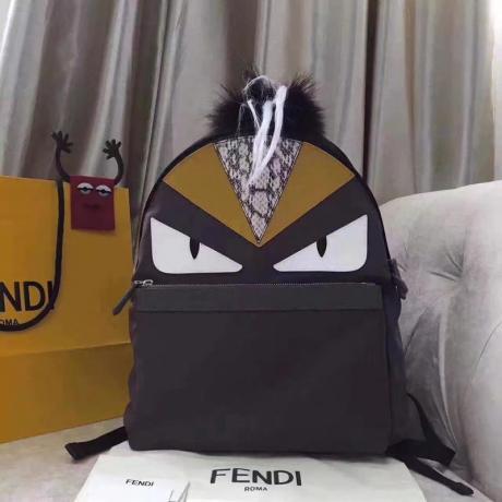 ブランド可能 FENDI フェンディ   バックパックバッグコピー最高品質激安販売