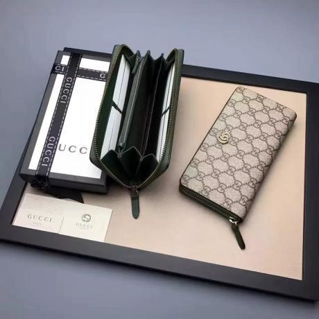 ブランド可能 GUCCl グッチ  456117-4  長財布 スーパーコピー代引き