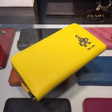 ブランド後払い プラダ PRADA  1M0506-3  長財布 激安財布代引き