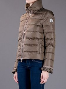 モンクレール 2018 秋冬 レディース Moncler S Masako feather down padded jacket