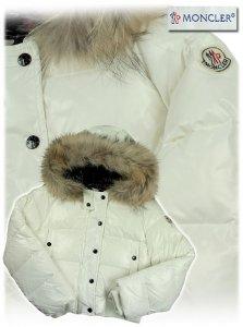 モンクレール キッズ ダウンジャケット moncler-k1913 ホワイト
