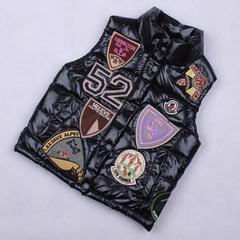 モンクレール キッズ ベスト moncler-k2019 ブラック