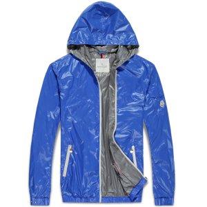 2018 秋冬新作入荷 モンクレール メンズ ダウンジャケット ブルー