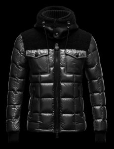 モンクレール 2018 秋冬 メンズ ジャケット MONCLER LAZARE ブラック