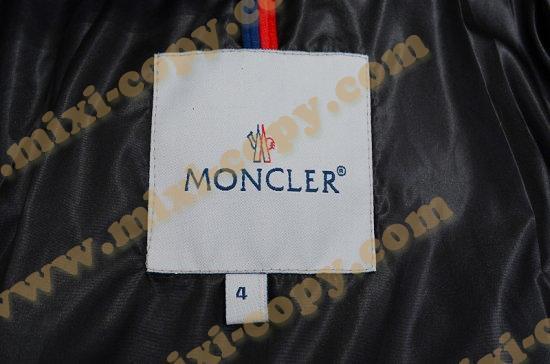 モンクレール 新作レディース ダウン Moncler Lievre MD1119 ブラック