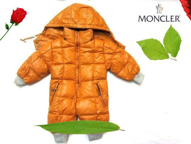 モンクレール キッズ シャムズボン moncler-k1840 オレンジ