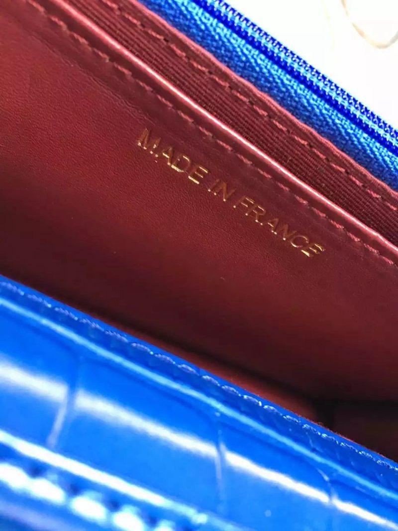 ブランド可能 CHANEL シャネル  33814鳄鱼纹-3 ショルダーバッグ  斜めがけショルダースーパーコピーバッグ国内発送専門店