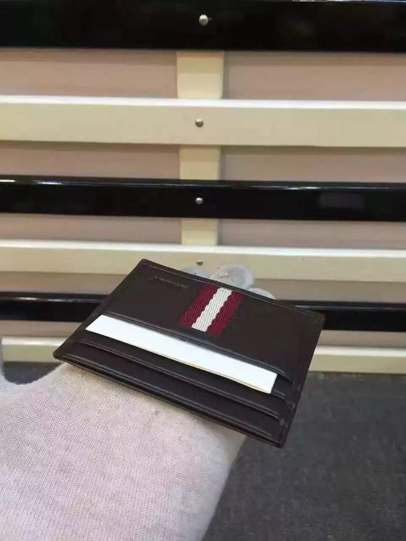 ブランド通販 バリー BALLY    短財布 最高品質コピー代引き対応