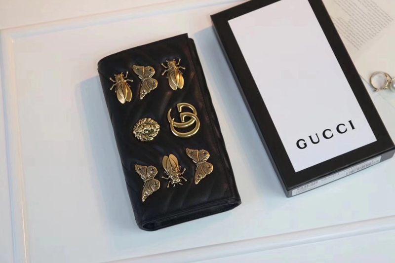 ブランド可能 GUCCl グッチ  443436-3  長財布 財布最高品質コピー代引き対応