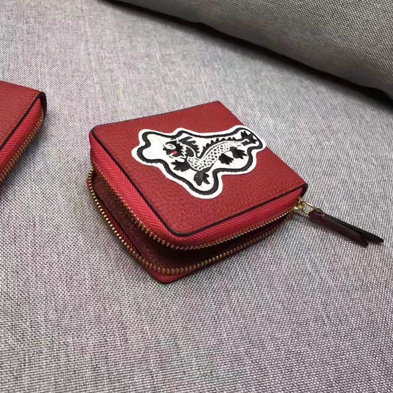 ブランド販売 グッチ GUCCl セール価格 478138-3 短財布  スーパーコピー代引き財布