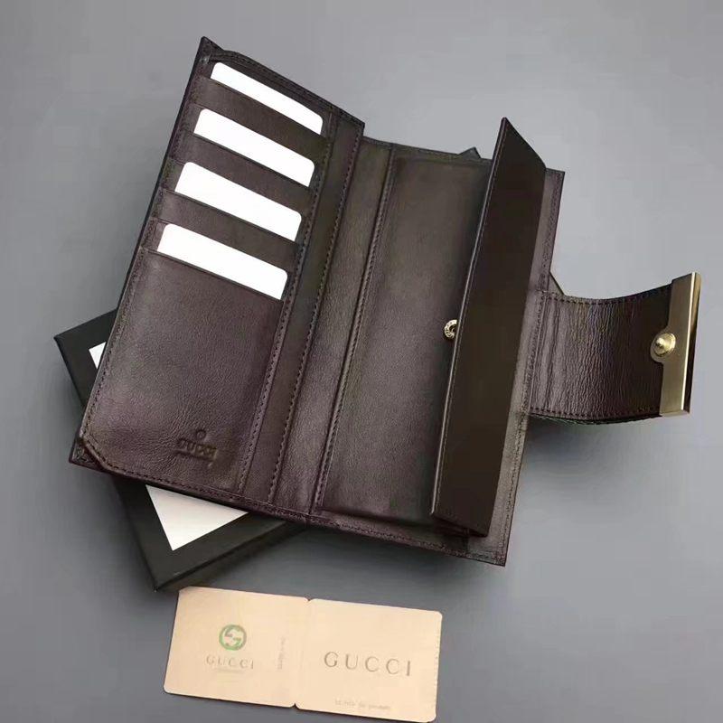 ブランド販売 グッチ GUCCl 値下げ 181668-1-1 長財布  スーパーコピー通販