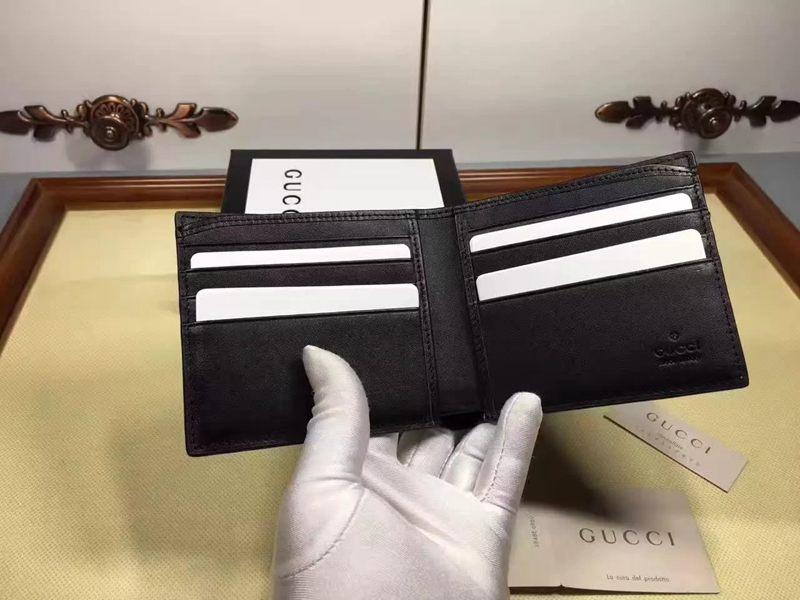 ブランド国内 グッチ GUCCl  451268-3 短財布  メンズ スーパーコピー代引き
