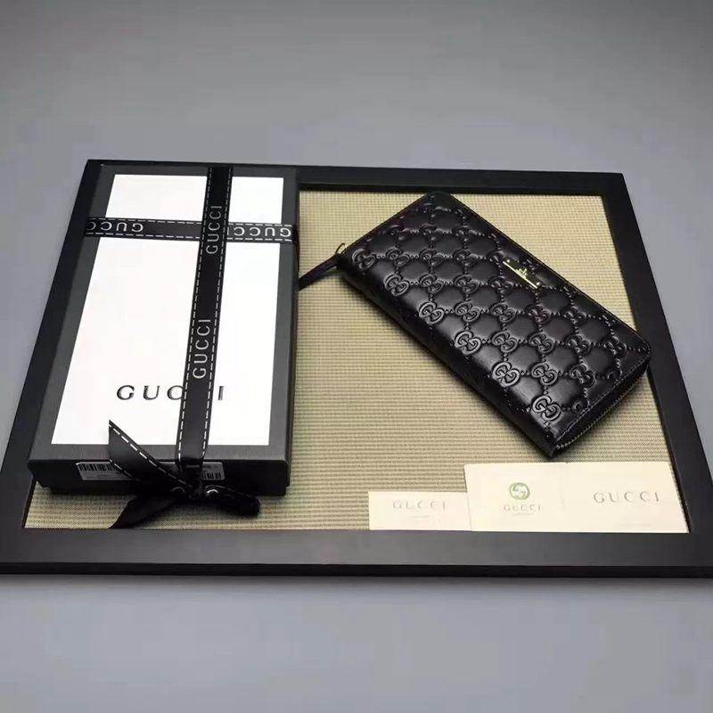 ブランド後払い グッチ GUCCl  233195 長財布  スーパーコピー激安販売専門店