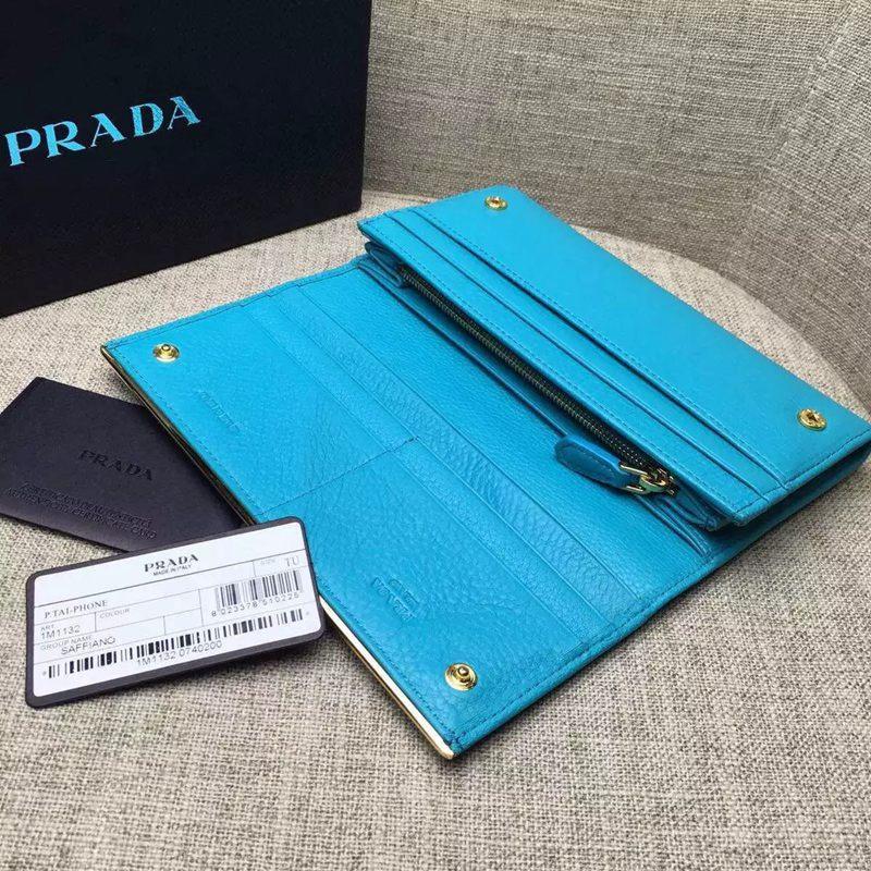 ブランド通販 プラダ PRADA  1M1132-2 長財布  コピーブランド激安販売専門店