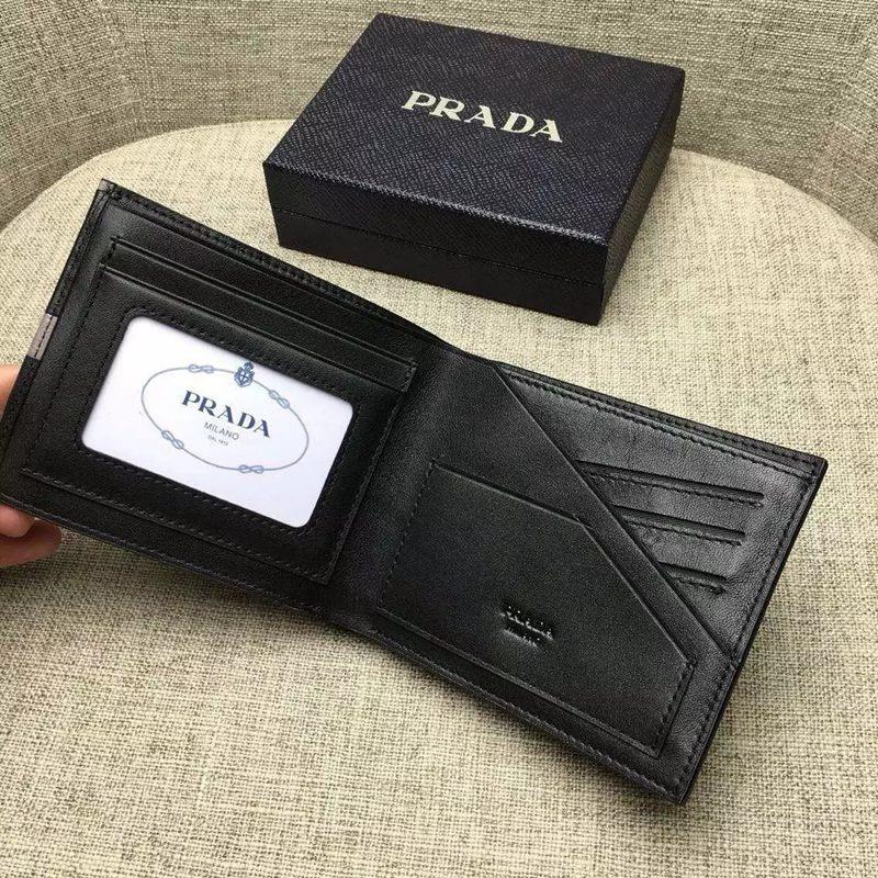 ブランド国内 プラダ PRADA  2M0669-2  短財布 コピー最高品質激安販売