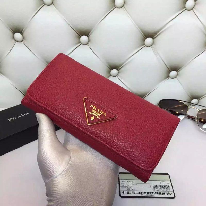 ブランド可能 PRADA プラダ 値下げ 1M1132-2 長財布  スーパーコピーブランド