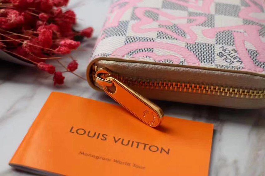 美品ルイヴィトン  LOUIS VUITTON 特価 N60097 長財布  新作ブランド通販口コミ