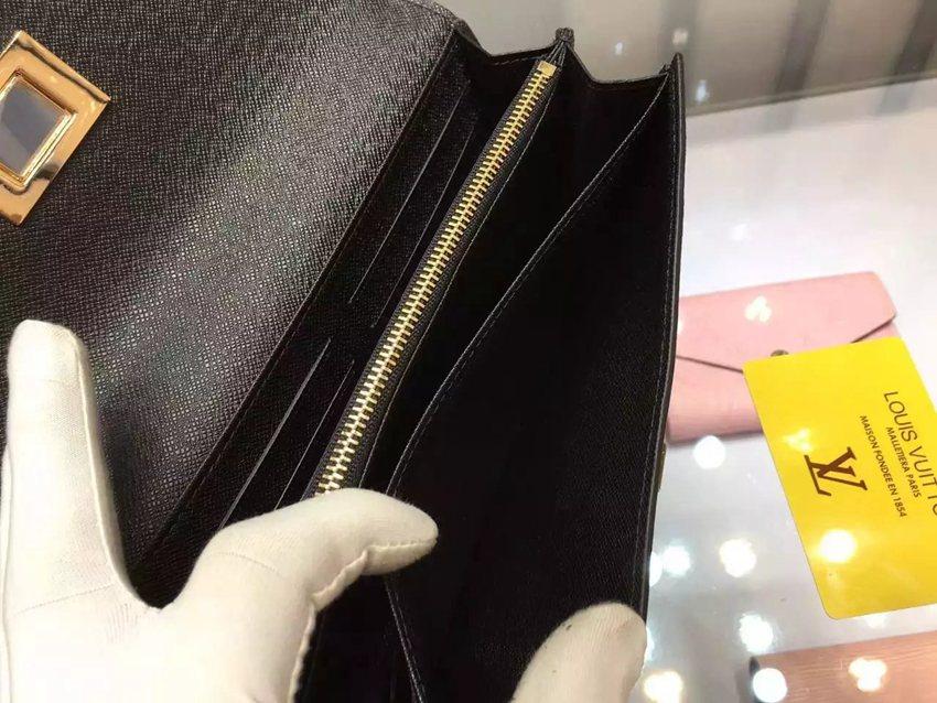 店長は推薦しますルイヴィトン  LOUIS VUITTON セール 63017  長財布 スーパーコピー国内発送専門店