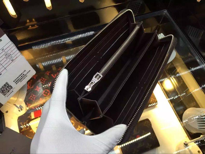 定番人気ルイヴィトン  LOUIS VUITTON  M60017全皮-3 長財布  安全後払いスーパーコピーブランド財布激安販売専門店