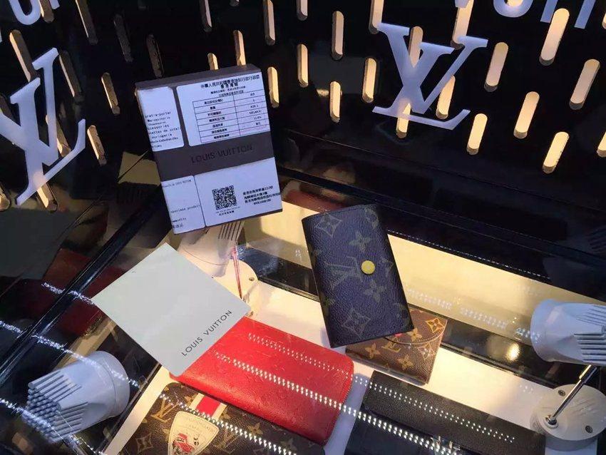 高評価 LOUIS VUITTON ルイヴィトン  62630-6   新入荷安い財布偽物販売口コミ