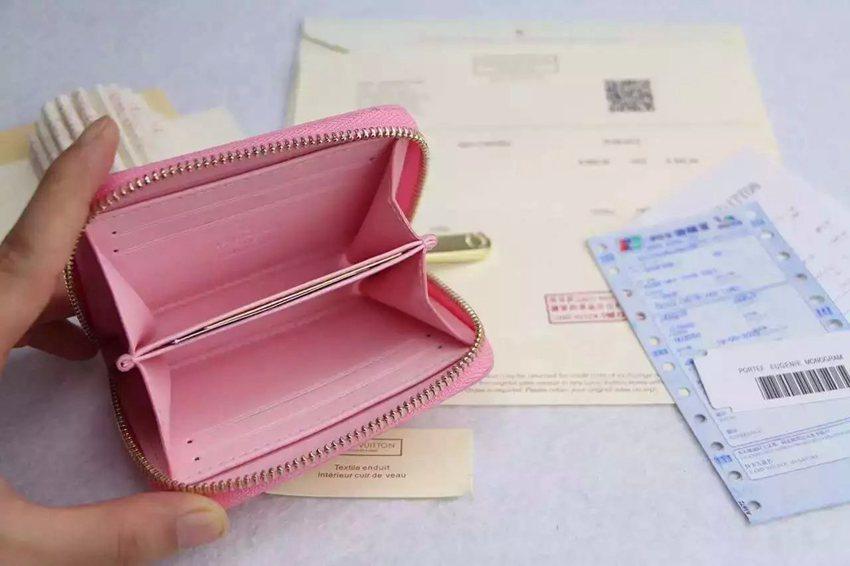 美品LOUIS VUITTON ルイヴィトン  M60067-7 短財布  新作ブランド通販口コミ