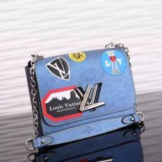 新入荷ルイヴィトン  LOUIS VUITTON  50273-1  青いショルダーバッグ  斜めがけショルダー新入荷安いブランドコピー専門店