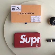 新入荷ルイヴィトン  LOUIS VUITTON  M66857-2 長財布  赤色偽物財布代引き対応