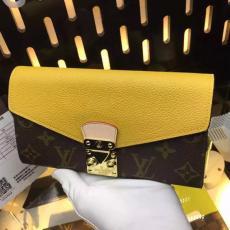 美品ルイヴィトン  LOUIS VUITTON  M58414-2 長財布  ブランド通販口コミ