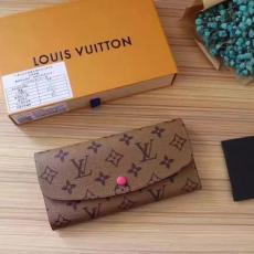 2018年新作LOUIS VUITTON ルイヴィトン  M60136-4  長財布 偽物代引き対応