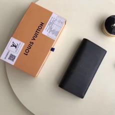 店長は推薦しますLOUIS VUITTON ルイヴィトン セール M66855-1  長財布 黒色スーパーコピー激安財布販売