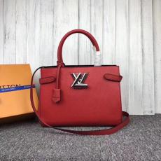 高評価 ルイヴィトン  LOUIS VUITTON  M52972-2  レディース 赤色ショルダーバッグ トートバッグスーパーコピーブランドバッグ