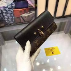 新作LOUIS VUITTON ルイヴィトン 値下げ 61835-4  長財布 レプリカ販売財布