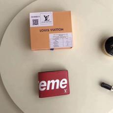2018年新作ルイヴィトン  LOUIS VUITTON セール M66859-2 短財布  赤色安全後払いブランドコピー代引き