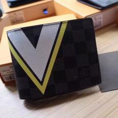 定番人気ルイヴィトン  LOUIS VUITTON  N64008-2 短財布  安全後払いレプリカ販売口コミ