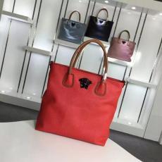 送料無料ブランド国内 ヴェルサーチ  Versace  0921-1 赤色トートバッグスーパーコピー通販