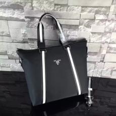 ブランド通販 プラダ  PRADA  0013-1 メンズ 斜めがけショルダー トートバッグ スーパーコピー代引き可能
