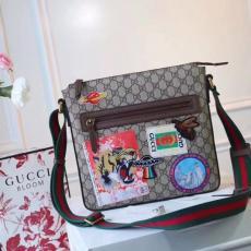 ブランド通販 グッチ  GUCCI セール 406408 メンズ ショルダーバッグ  斜めがけショルダー偽物バッグ代引き対応
