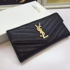 ブランド可能 YSL イヴ・サンローラン セール価格 358093-3 長財布  財布偽物販売口コミ