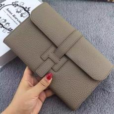 ブランド販売 エルメス Hermes    長財布 レプリカ激安財布代引き対応