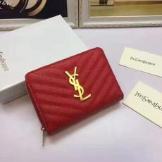 ブランド国内 イヴ・サンローラン YSL 特価 358090-5 短財布  最高品質コピー財布代引き対応