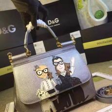 ブランド通販 ドルチェ & ガッバーナ  Dolce & Gabbana 特価  ショルダーバッグ  斜めがけショルダー トートバッグレプリカ 代引き