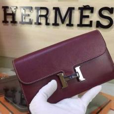 ブランド販売 エルメス Hermes    長財布 レプリカ販売財布