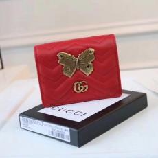 ブランド国内 グッチ GUCCl  466492-1  短財布 ブランドコピー安全後払い専門店