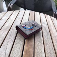 ブランド販売 グッチ GUCCl  456866-1 短財布  スーパーコピー代引き