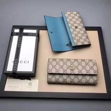 ブランド国内 グッチ GUCCl セール 456116-4  長財布 レプリカ販売財布