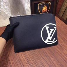 ブランド可能 LOUIS VUITTON ルイヴィトン   メンズ クラッチバッグレプリカ販売