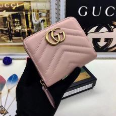 ブランド販売 グッチ GUCCl  474813-3  短財布 ブランドコピー財布専門店