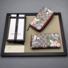 ブランド国内 グッチ GUCCl 値下げ 424893-3  長財布 最高品質コピー財布